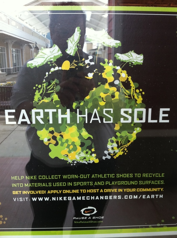 "Nike ""Earth Has Sole"" Social Marketing Campaign"