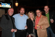 Ralph Paglia and Cuneo Adveretising Crew ADM Reception 2