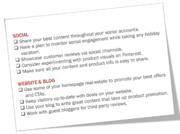 Holiday Digital Marketing Checklist 2 - 2013