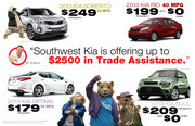 Southwest Kia Direct Mail