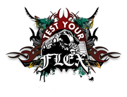 Logo for Test Your Flex