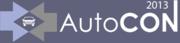 AutoCon 2013 Rectangular Logo