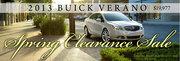 Buick Verano Promo