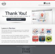 Feldmann Nissan Reviews; You Have A Voice!