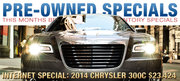 Pre-Owned Specials Don't Have To Be Boring