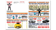 Chevy Dealer Direct Mail Cover/Back
