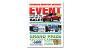 Alaska Chevy Dealer Direct Mail Cover
