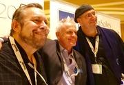 Ralph Paglia, Jeff Sterns and Big Tom LaPointe - DrivingSales Executive Summit (DSES) at Bellagio Las Vegas