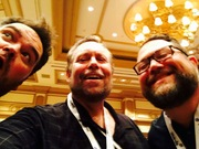 Shaun Raines, Ralph Paglia and Joe Little - DrivingSales Executive Summit (DSES) at Bellagio Las Vegas