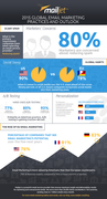 email marketing survey infographic