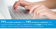 Customers Use Google