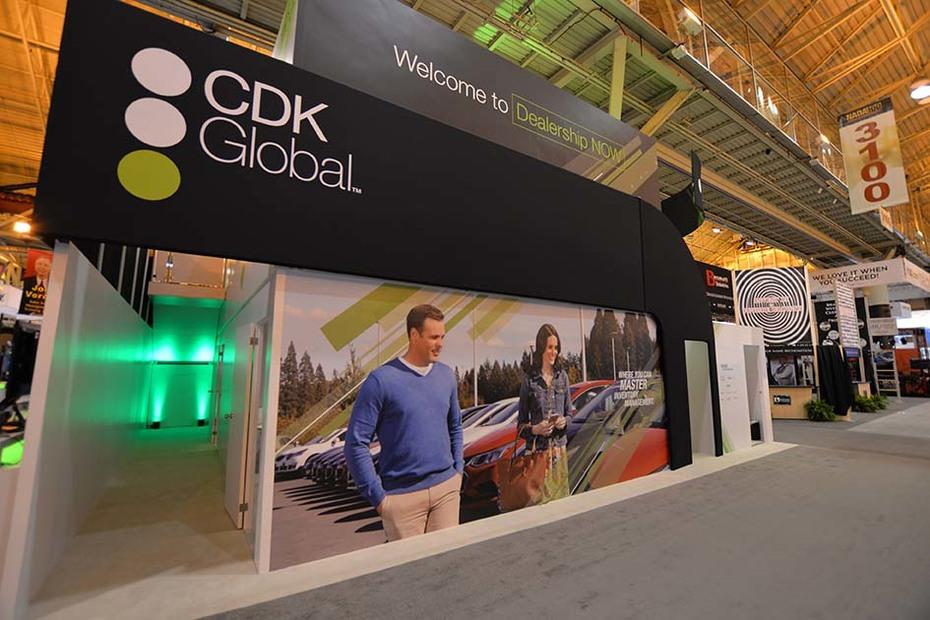 CDK Global Exhibit at NADA 2017