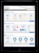 Dominion Dashboard App on Apple iPad Air
