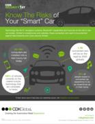CDK Global Smart Car Risks Infographic