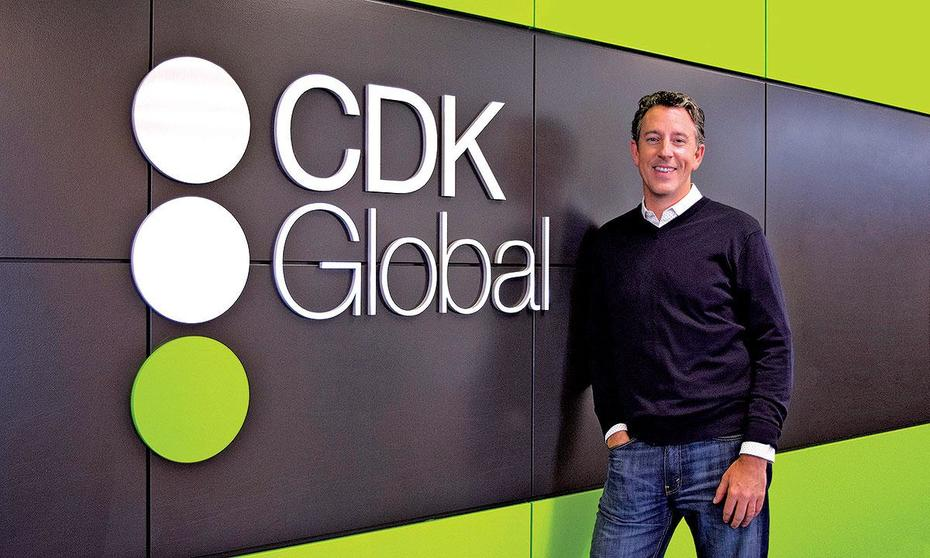 CDK Global Leadership at Time of NADA 2017