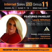 IS20G11 Panelist Laura Whitten