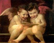 ангелушки-баловнюшки...