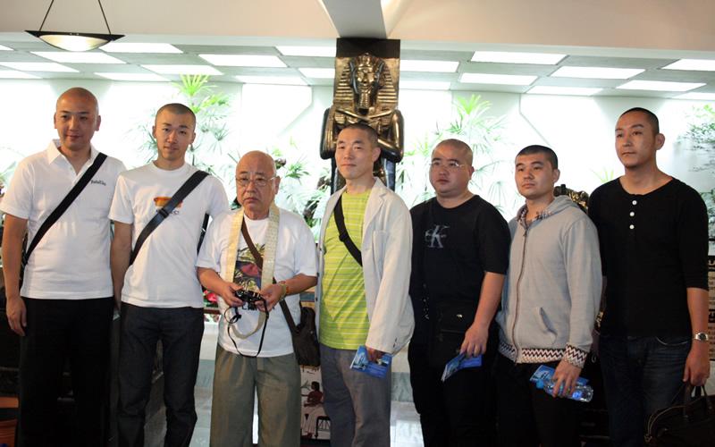 Monks Japonese