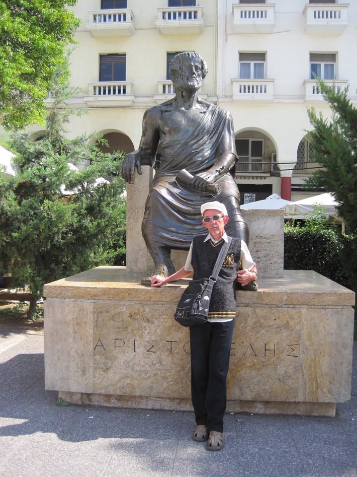 Памятник Аристотелю (Салоники)