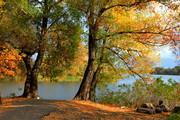Осень в Днепродзержинске