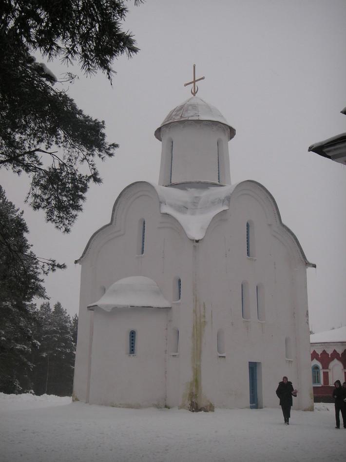 Церковь Рождества Богородицы-2