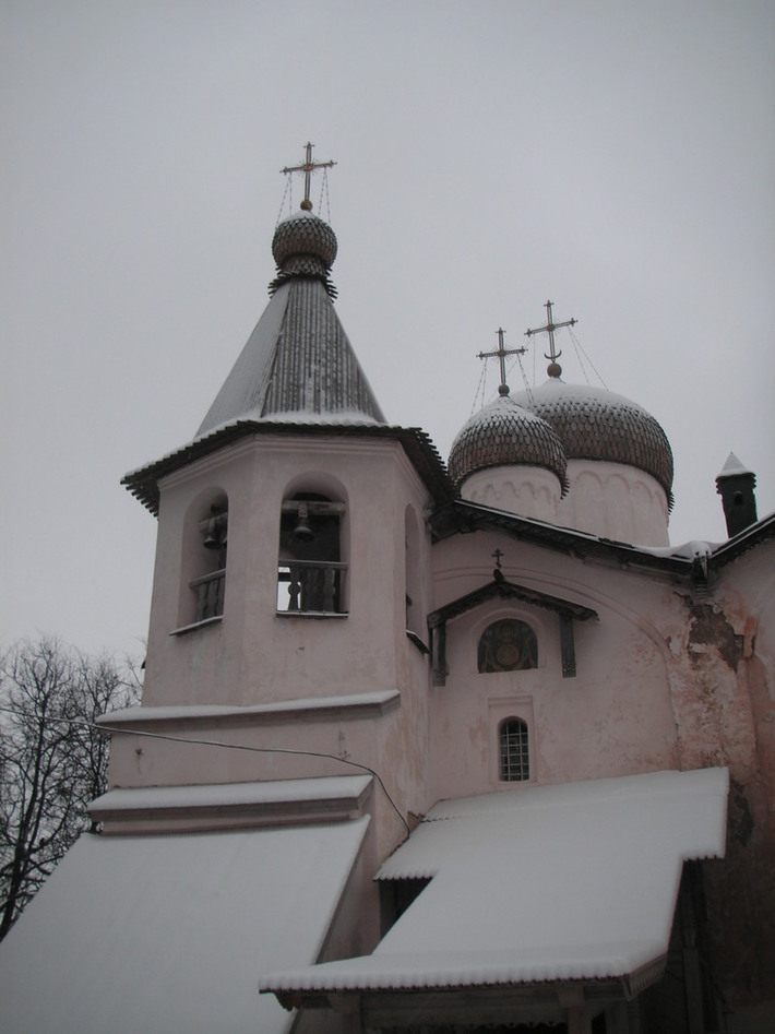 Новгород. Храмы-9
