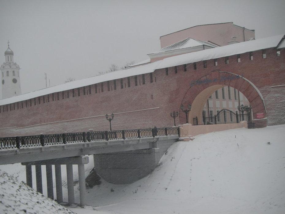 Новгородский кремль-2