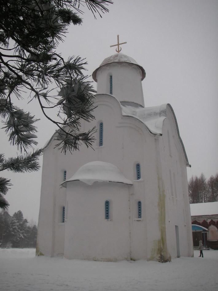 Церковь Рождества Богородицы-1