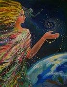Ангелы зажигают звёзды