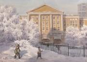 Академия Акварели Сергея Андрияки
