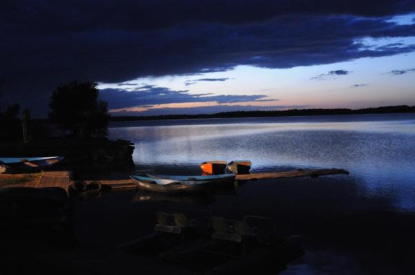 Ночь на Валдае