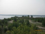 Место силы - слияние трех рек Чусовая, Кама, Сылва.