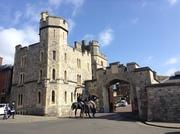 Виндзорский королевский замок