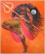 Танец изначально свободного Состояние авадхуты.