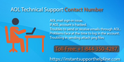 Connect With AOL Technical Support Contact Number for Immediate AOL Support: