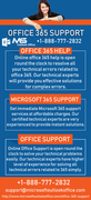 Get Instant Support for Office 365 Issues