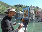 Thomas Jefferson Kitts 1-Day Plein Air in Oils Workshop 9am - 5pm.