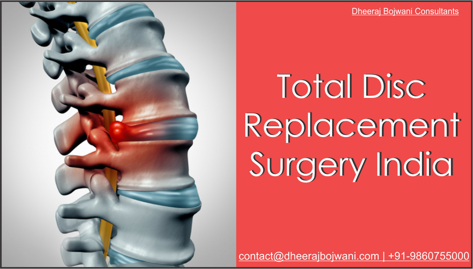 Disc replacement surgery A way to get relief from intolerable pain of slipped disc