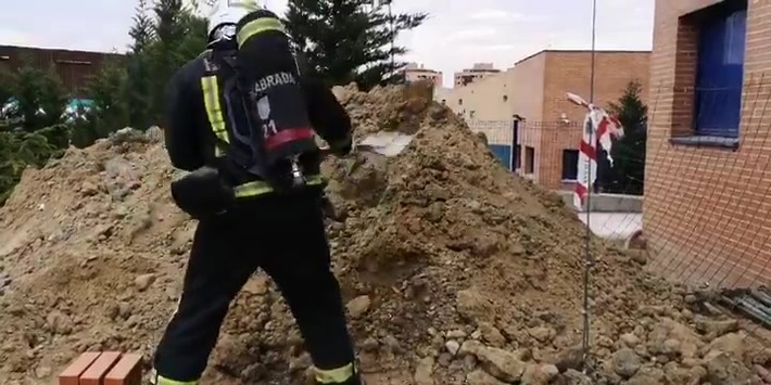ENTRENAMIENTO CON ERA - ESPAÑA