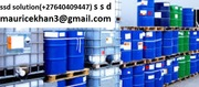 TRUSTED SSD CHEMICAL SOLUTION SUPPLIERS +27640409447