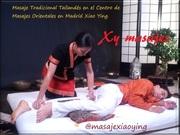 Masaje Tailandés en Madrid xiao ying