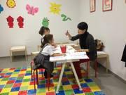 clases pequeñas en el aula de los más peques