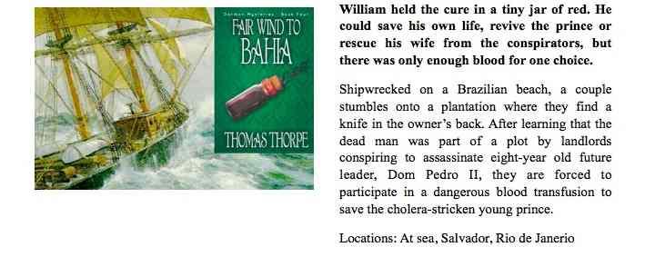 Fair Wind to Bahia Introduction