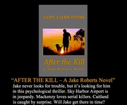 AFTER THE KILL – A Jake Roberts Novel