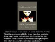 MIND OVER MURDER – A Jake Roberts Novel