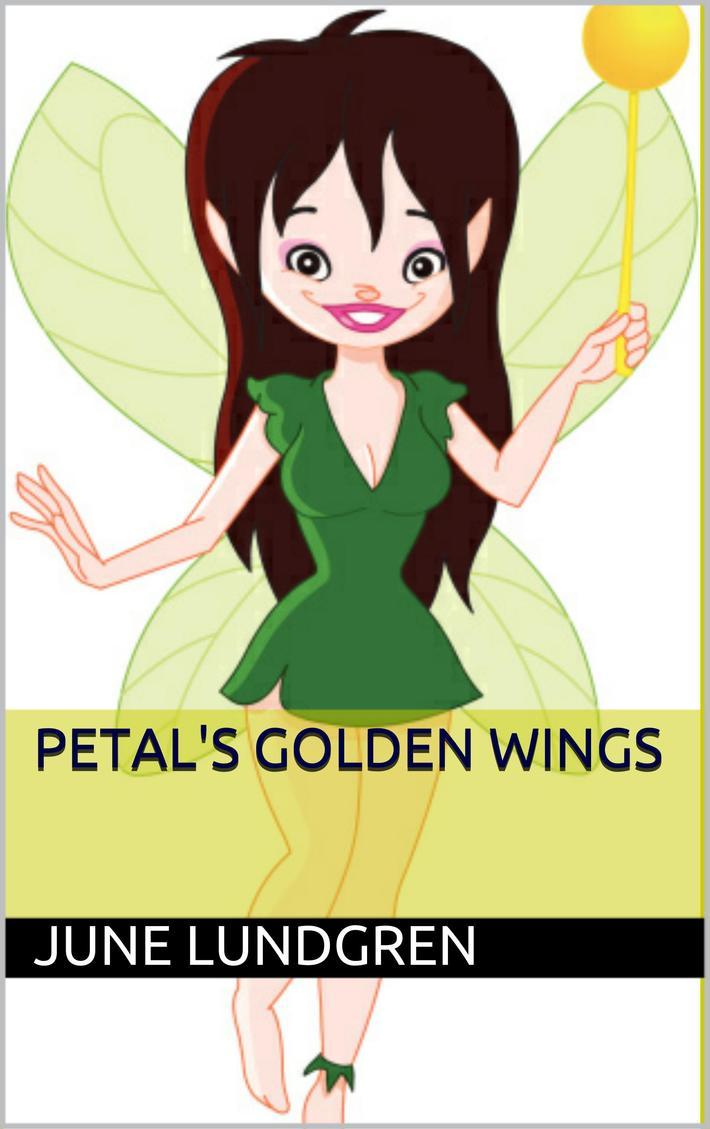 Petal's Golden Wings