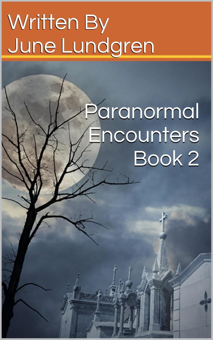 Paranormal Encounters book2