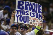 Brodie Ryan Van Wagenen at Citi Field. Next game against the Houston Astros