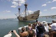 Mayflowers bring . . .