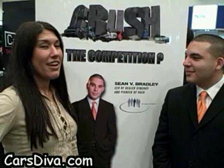 CarsDiva & Sean Bradley